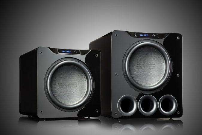 An excellent way to portrait sealed subwoofer or ported box in a stereo system